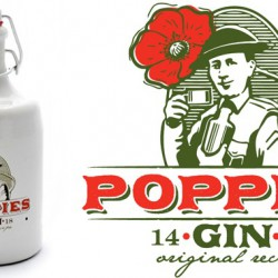 Belgische Gin Poppies