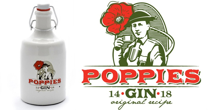 Poppies Gin - Info & Tonic recepten | Gintonic.be