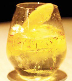 Yellow Monkey Gintonic recept
