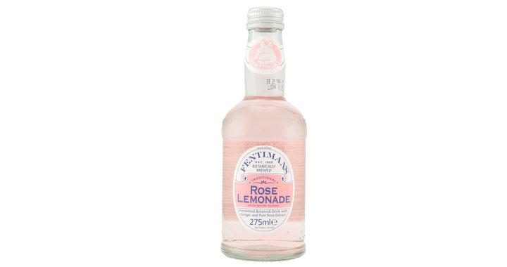 Fentimans Rose Lemonade: Recepten & Info | Gintonic.be