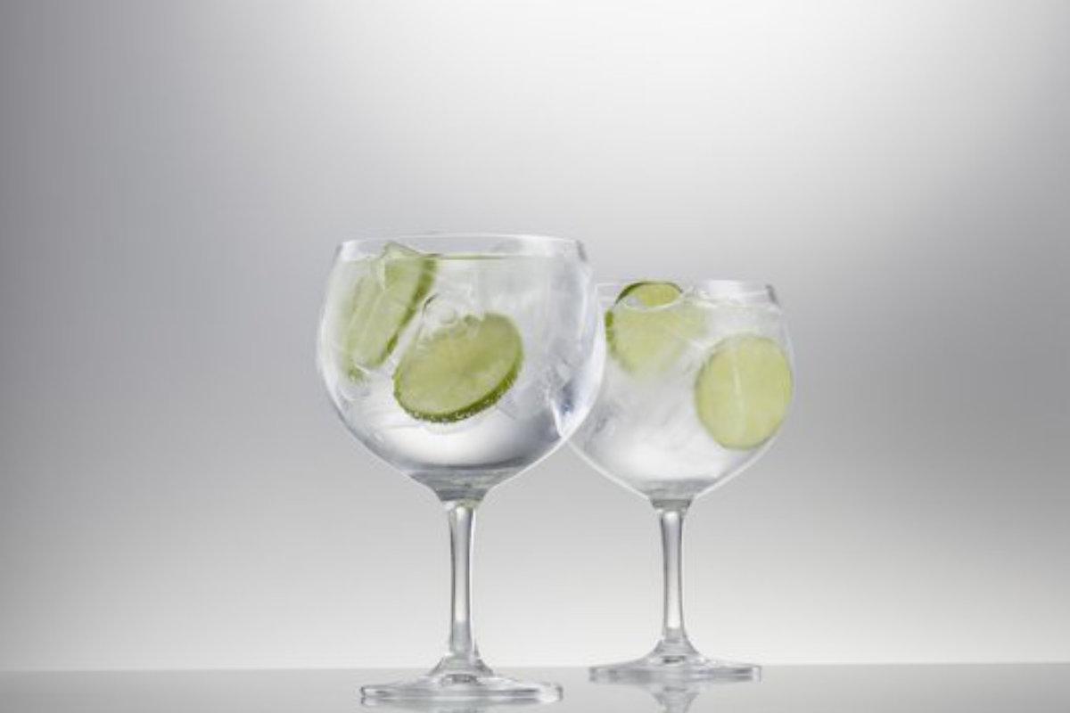 belang van correcte gin tonic glazen